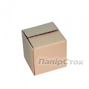 Коробка 3-х слойная 200х200х200 самозборная