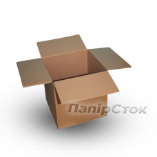 Коробка 3-х шарова 250х250х250 самозбірна