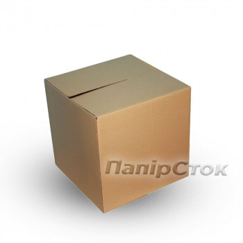 Коробка 3-х слойная 350х350х350 самозборная