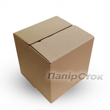 Коробка 3-х слойная 450х450х450 самозборная
