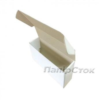 Коробка с микрогофр. белая 240х110х140 самосборная