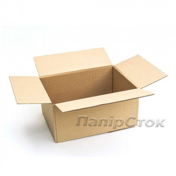 Коробка 3-х слойная 380х285х190 самозборная