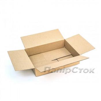 Коробка 3-х слойная 380х285х95 самозборная