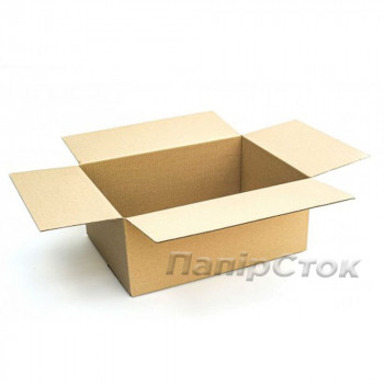 Коробка 3-х слойная 520х380х245 самозборная