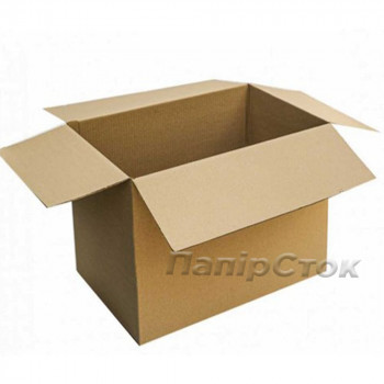 Коробка 3-х слойная 600х400х400 самозборная