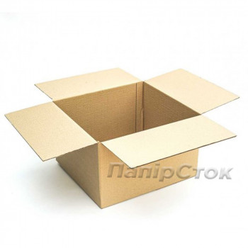 Коробка 3-х слойная 420х380х270 самозборная