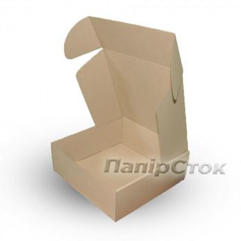 Коробка с микрогофр. 330х330х130 самосборная