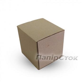 Коробка с микрогофр. 160х160х160 самосборная