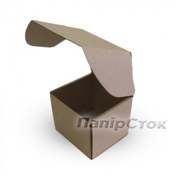 Коробка с микрогофр. 150х150х140 самосборная