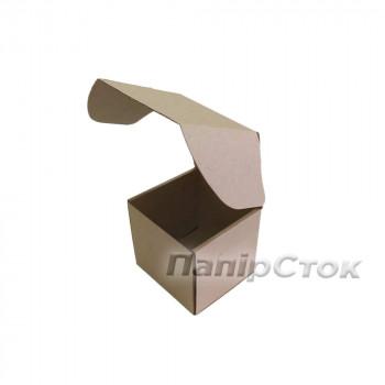 Коробка с микрогофр. 70х70х70 самосборная