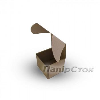 Коробка с микрогофр. 30х30х30 самосборная