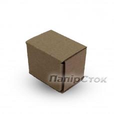 Коробка з мікрогоф. 100х100х100 самозбірна