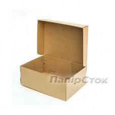 Коробка с микрогофр. 350х250х130 самосборная