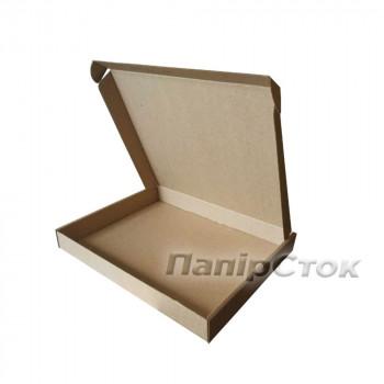 Коробка с микрогофр. 300х230х30 самосборная