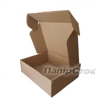 Коробка с микрогофр. 415х365х140 (Т22С) самосборная
