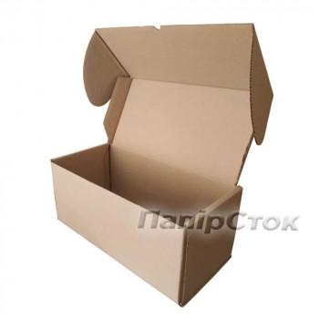Коробка с микрогофр. 430х210х185 (Т22С) самосборная