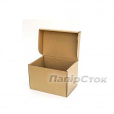 Коробка архівна  3-х шарова 270х195х185 самозбірна