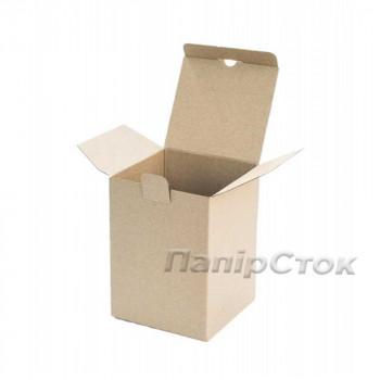 Коробка с микрогофр. 150х150х230, самосборная