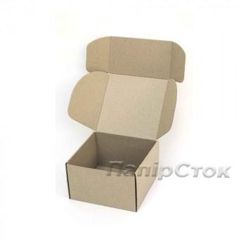 Коробка с микрогофр. 205х205х125, самосборная