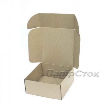 Коробка с микрогофр. 250х250х100, самосборная