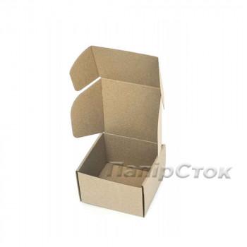 Коробка с микрогофр. 150х150х95, самосборная