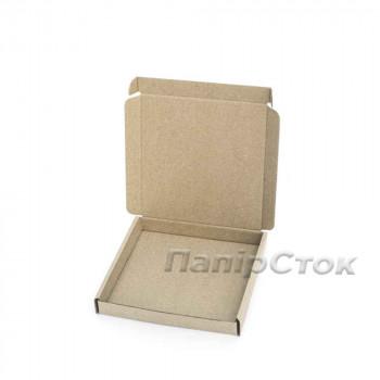 Коробка с микрогофр. 160х160х20, самосборная