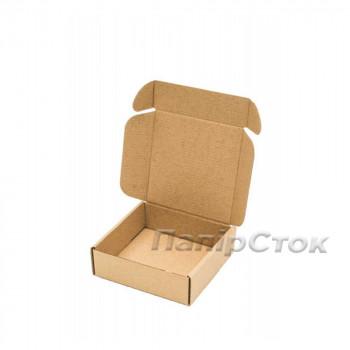 Коробка с микрогофр.  120х120х35, самосборная