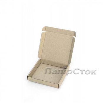 Коробка с микрогофр.  120х120х20,, самосборная
