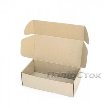 Коробка с микрогофр. 300х150х90, самосборная