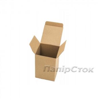 Коробка с микрогофр. 100х100х130, самосборная