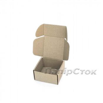 Коробка с микрогофр. 100х100х55, самосборная