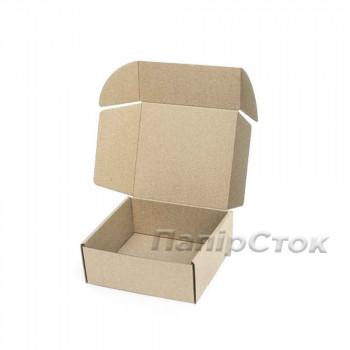Коробка с микрогофр. 160х160х70, самосборная