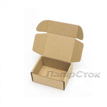 Коробка с микрогофр. 110х85х85, самосборная