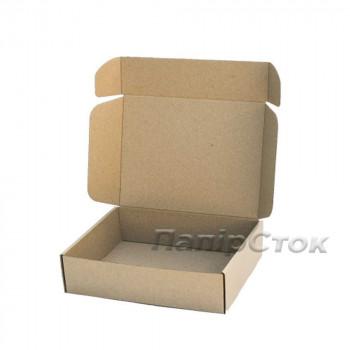 Коробка с микрогофр. 260х220х75, самосборная