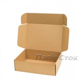 Коробка с микрогофр. 340х240х100, самосборная