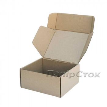 Коробка с микрогофр. 345х335х170(Т22С) самосборная