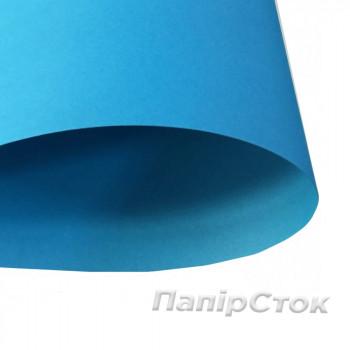 Картон Сreative Вoard голубой 70х100(270 гр)