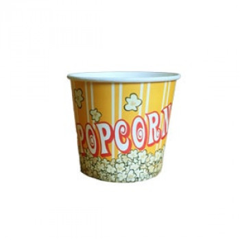 Стакан Поп-корн 500 мл желтый (30/600)